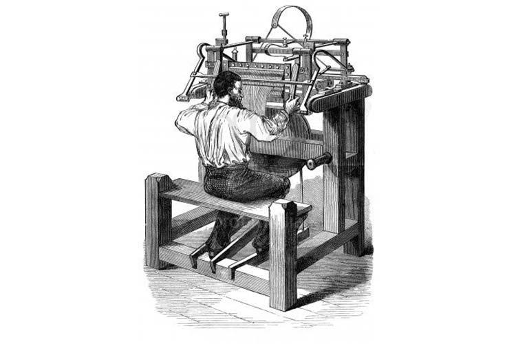 شیوه بافندگی از گذشته تا بافندگی با دستگاه امروز