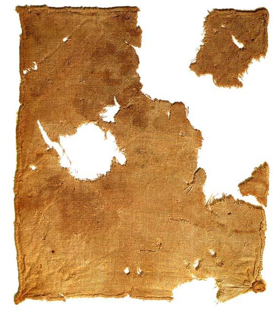 کتان قدیمی کشف شده در گرجستان